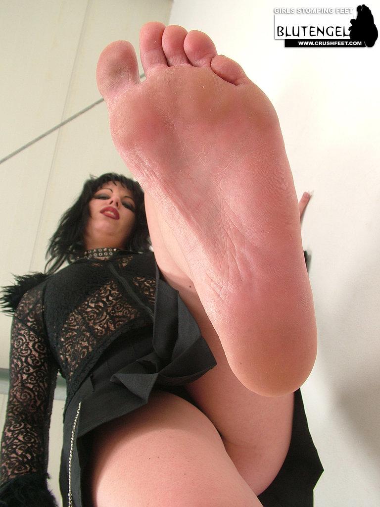 Fetish foot gothic